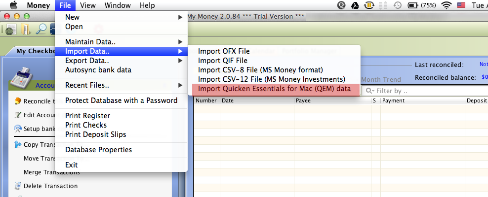 Ofx File Format
